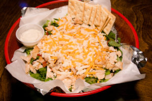 The Crestwood Tavern Birmingham, Alabama Chef salad