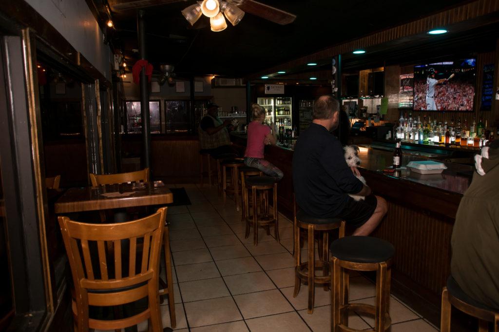 The Crestwood Tavern Birmingham, Alabama bar