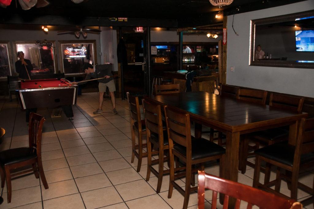 The Crestwood Tavern Birmingham, Alabama pool tables