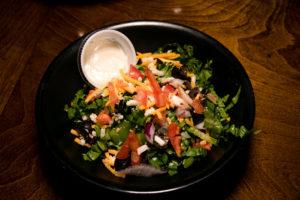 The Crestwood Tavern Birmingham, Alabama Small salad